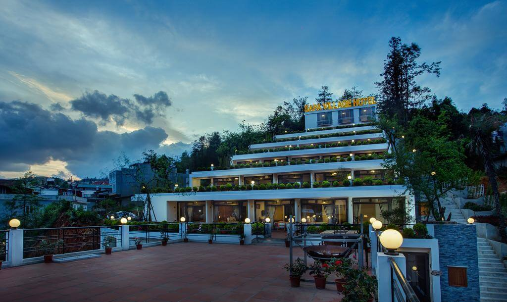 sapa village hotel