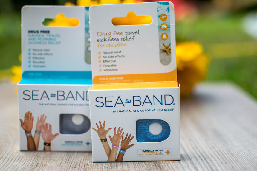 seaband say sóng