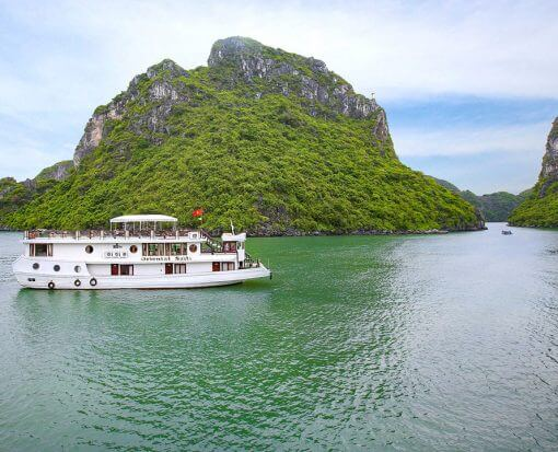 tour Du Lịch Hạ Long: Du thuyền 3 sao Oriental Sails