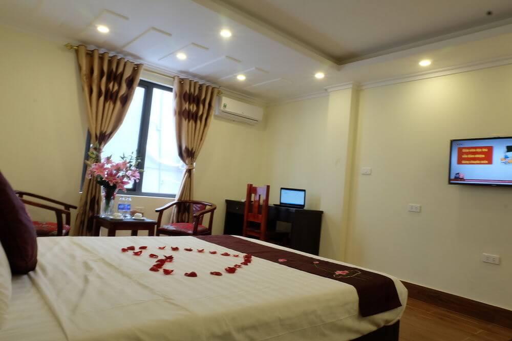 hình ảnh khách sạn 2 sao sapa