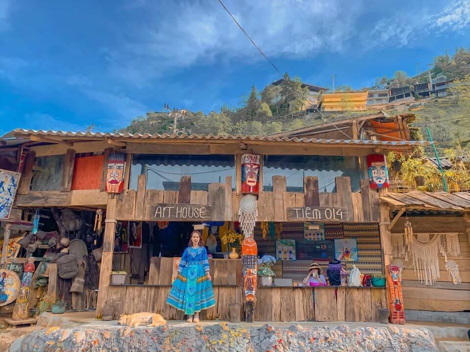 thuê quần áo dân tộc ở sapa