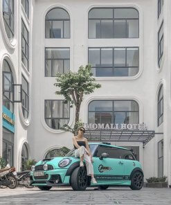 khách sạn momali