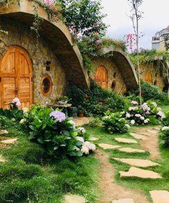 mộc châu hobbiton homestay