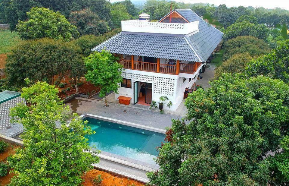 giang's house biệt thự villa lương sơn hoà bình