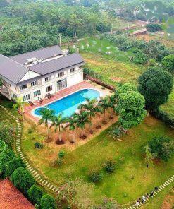 green view villa ba vì