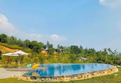 bể bơi sóc sơn villa garden