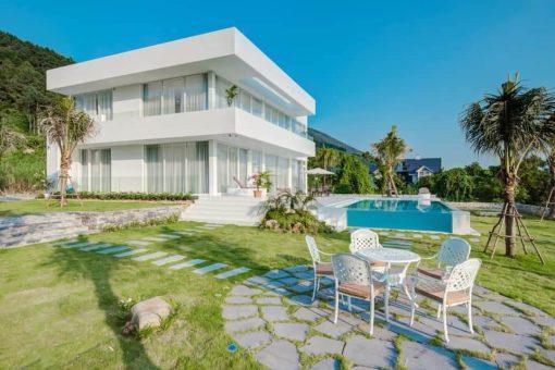 the white villa tam đảo