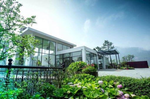 biệt thự glass villa tam đảo