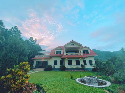 flower villa ba vì, biệt thự ba vì cho thuê