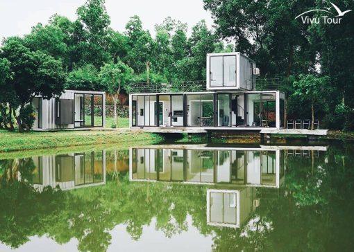 pond house sóc sơn villa