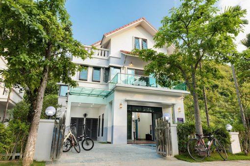 the charm villa tại xanh villa thạch thất