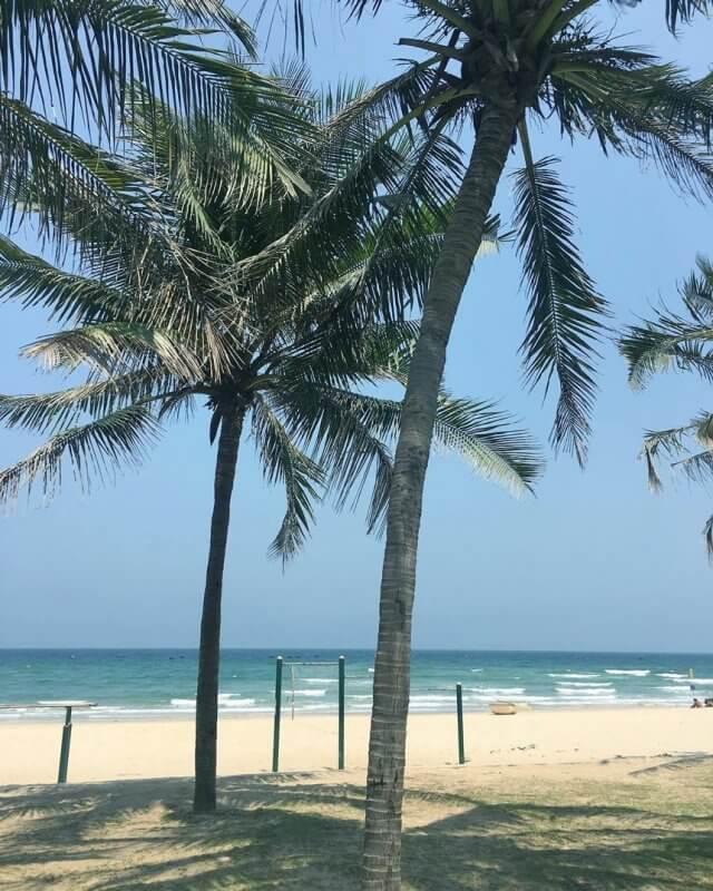 Bãi Tắm Phạm Văng Đồng