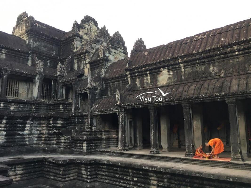 du lịch bụi angkor wat