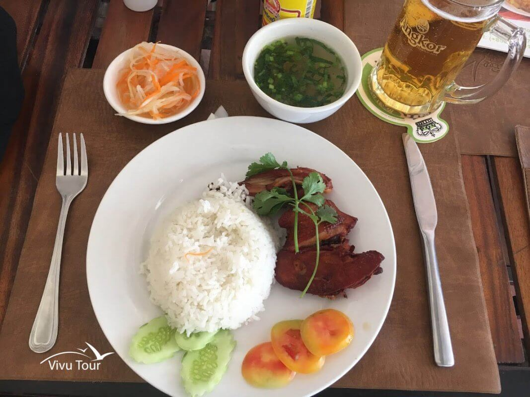 món ăn việt nhà hàng tại siem reap