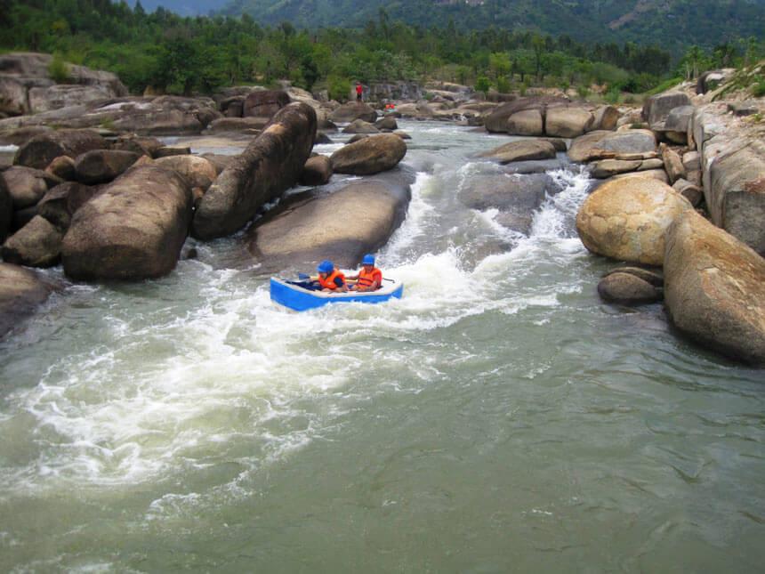 Khu du lịch sinh thái suối Thạch Lâm
